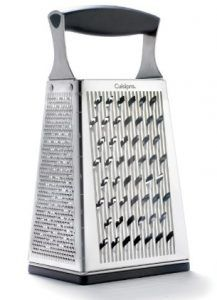 Cuisipro Surface Glide Technology Grater