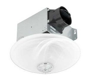 Delta Breezgreenbuilder Exhaust Bath Fan With Dimmable Led Light