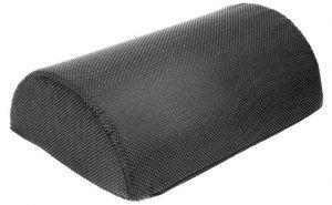 Foot Rest Cushion, Half Cylinder Design