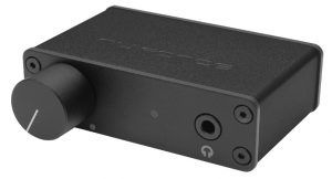 NuForce uDAC3 Black Optoma Mobile USB DAC