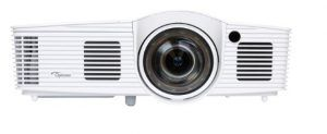 Optoma GT1080Darbee Short Throw Projector for Gaming