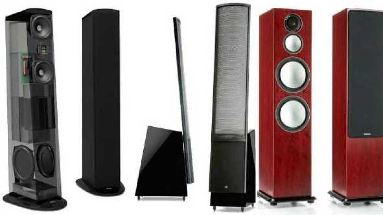 Best Floor Standing Speakers Under 2000 Dollar - Gearjib