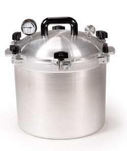 All American 21-1/2-Quart Pressure Cooker Canner