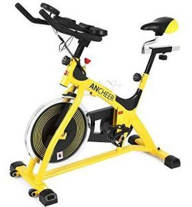 ANCHEER Indoor Cycling Stationary Bike