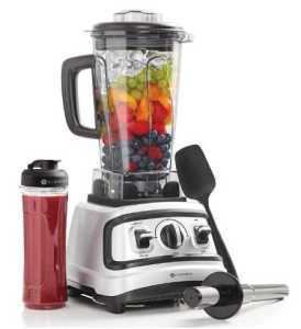 BlendWorks High Speed Blender All-In-One Set