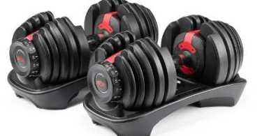 best adjustable weight dumbbells