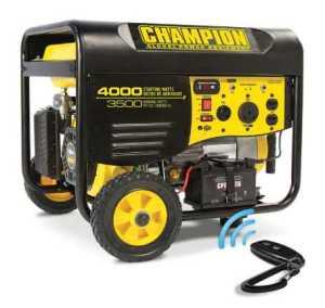 Champion 3500-Watt RV Ready Portable Generator