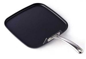 Cooks Standard Nonstick Square Griddle Pan