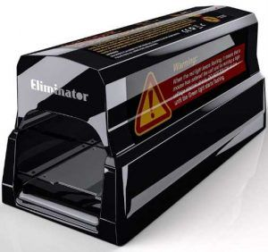 Eliminator Powerful Electronic Mouse Rodent Trap Killer