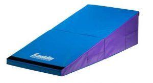 Franklin Sports Folding Gymnastics Cheese Mat