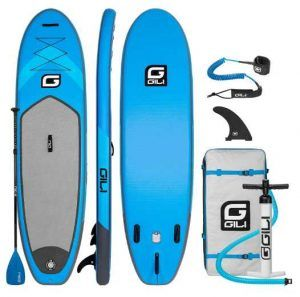 GILI All Around Inflatable Stand Up Paddle Board