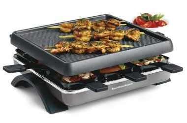 best raclette grill review