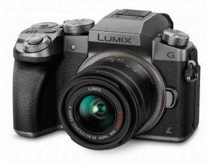 Panasonic DMC-G7KS Digital Single Lens Mirrorless Camera
