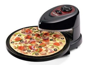 Pizzazz machine Plus Rotating Oven