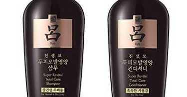 best korean shampoo for hair loss