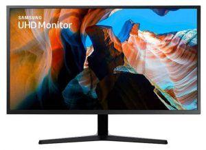 "Samsung UJ59 32"" 4K UHD FreeSync Monitor"