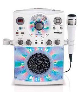 Singing Machine SML385UW Bluetooth Karaoke