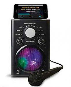 Singsation Karaoke Machine