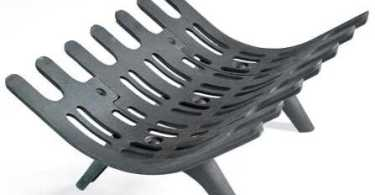 best fireplace grate for heat