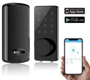 Smart Lock, Keyless Entry Door Lock Deadbolt