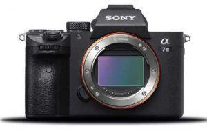 Sony Alpha a7 III Full Frame Mirrorless Digital Camera