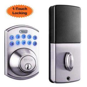 Tacklife Electronic Deadbolt Door Lock