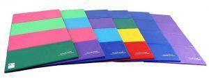Tumbl Trak Gymnastics Folding Tumbling Panel Mat