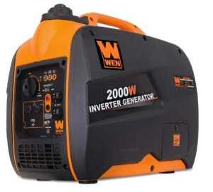 WEN 56200i Super Quiet Portable Inverter Generator