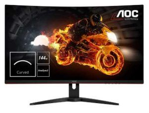 "AOC C32G1 32"" Curved Frameless Gaming Monitor"