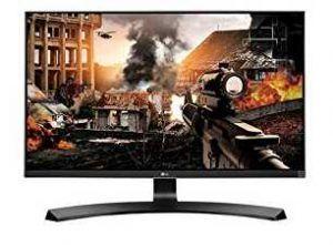 LG 27UD68-P 27-Inch 4K Monitor