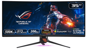 "Asus Rog Swift PG35VQ 35"" Curved Gaming Monitor"