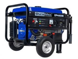 Duromax XP4400E Gas Powered Generator