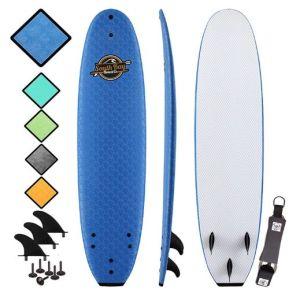 Premium Beginner Soft-Top Surfboards
