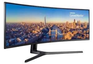 Samsung CJ890 Series 49 inch Monitor
