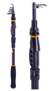 Sougayilang Telescopic Fishing Rod