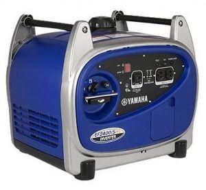 Yamaha EF2400iSHC Gas Powered Portable Generator