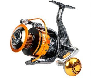 Burning Shark Fishing Reels