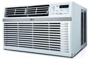 LG LW1016ER 10,000 BTU 115V Window-Mounted AIR Conditioner