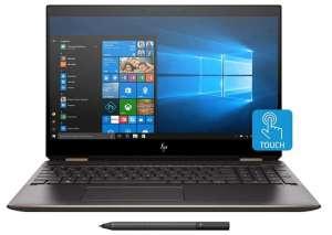 """HP - Spectre x360 2-in-1 15.6"""" 4K Ultra HD Touch"""
