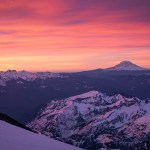 Everest race Dead Of Winter, Ascent Of Mount Rainier