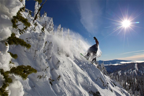 King Of The Mountain Interview With Snowboarder Travis Rice