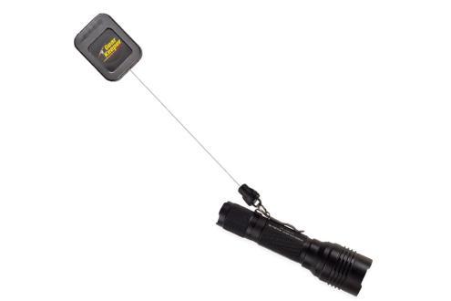 Tactical Flashlight Retractors