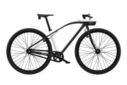 Spinlister 與 VanMoof 合作研發 Smart Bike