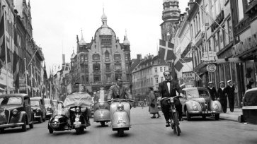 1952年的哥本哈根