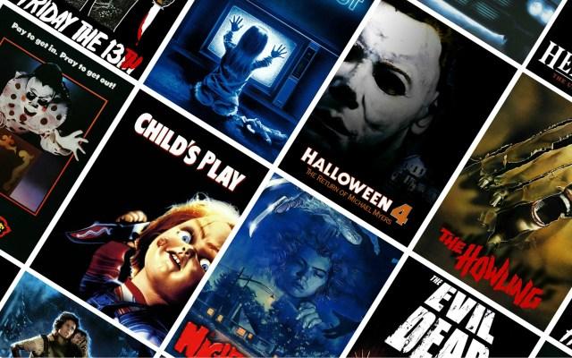 The 25 Best 80's Horror Movies | GearMoose