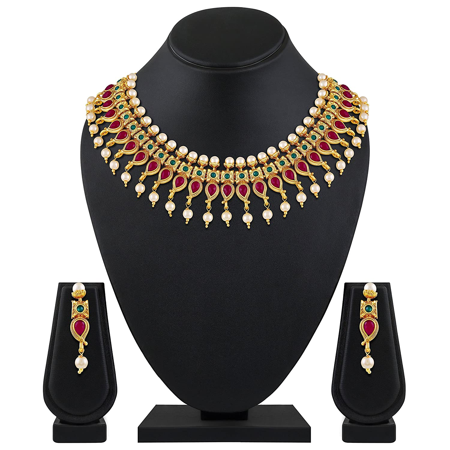 Accessorise With Artificial Jewellery On Amazon