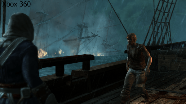 Assassin's Creed IV: Black Flag PS3 vs Xbox 360 Comparison
