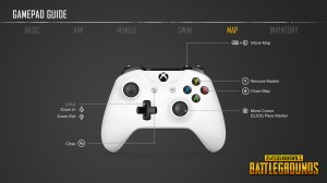 PlayerUnknown's Battlegrounds Controller Layout And