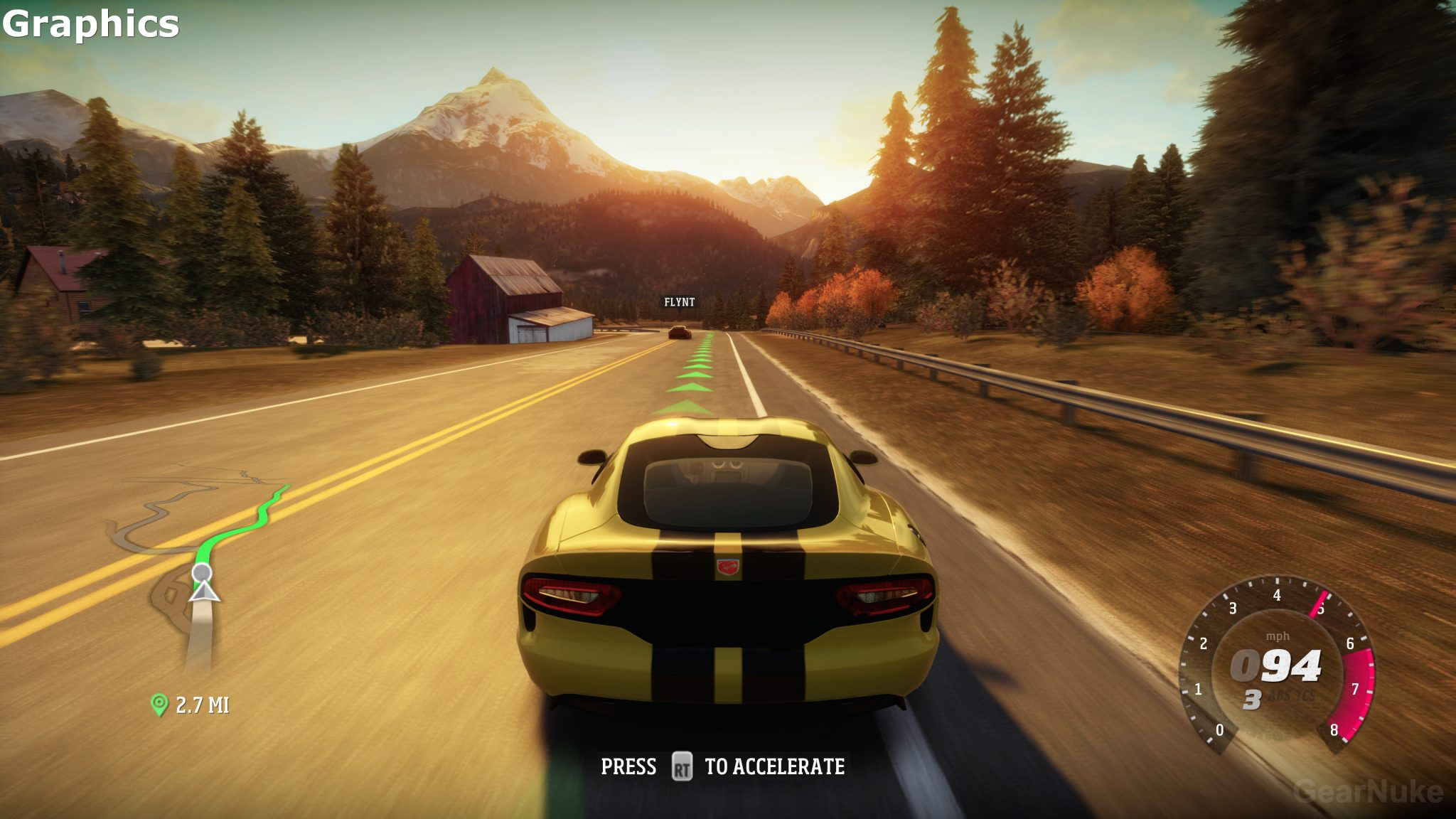 Forza Horizon Is A Great Example Of Free 4K Upgrade On