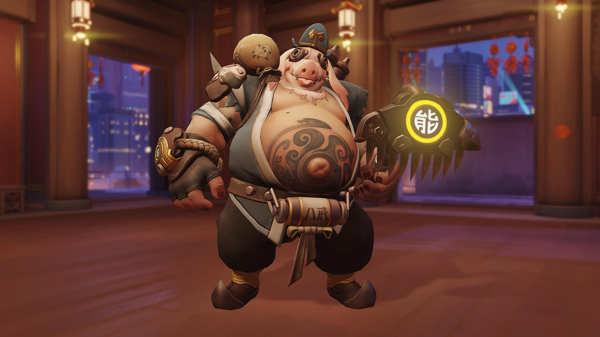 Overwatch Lunar New Year Event Is Live Here Are All The Skins